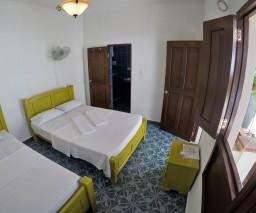 Room 6 in Casa Obrapia casa particular in Old Havana Cuba
