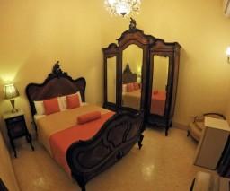 Room 1 in Casa Nativity in Vedado, Havana, Cuba